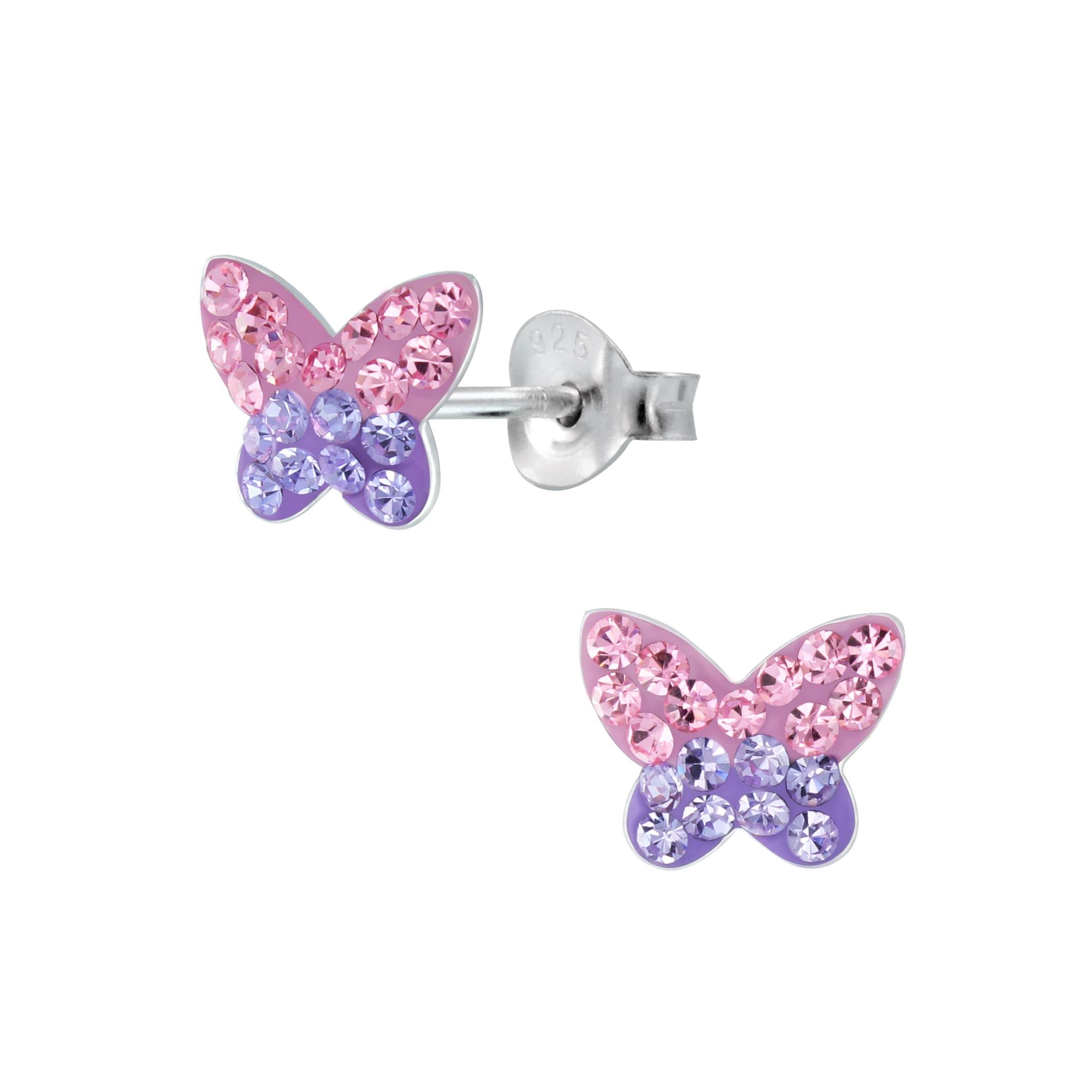 Vlinder oorsteker