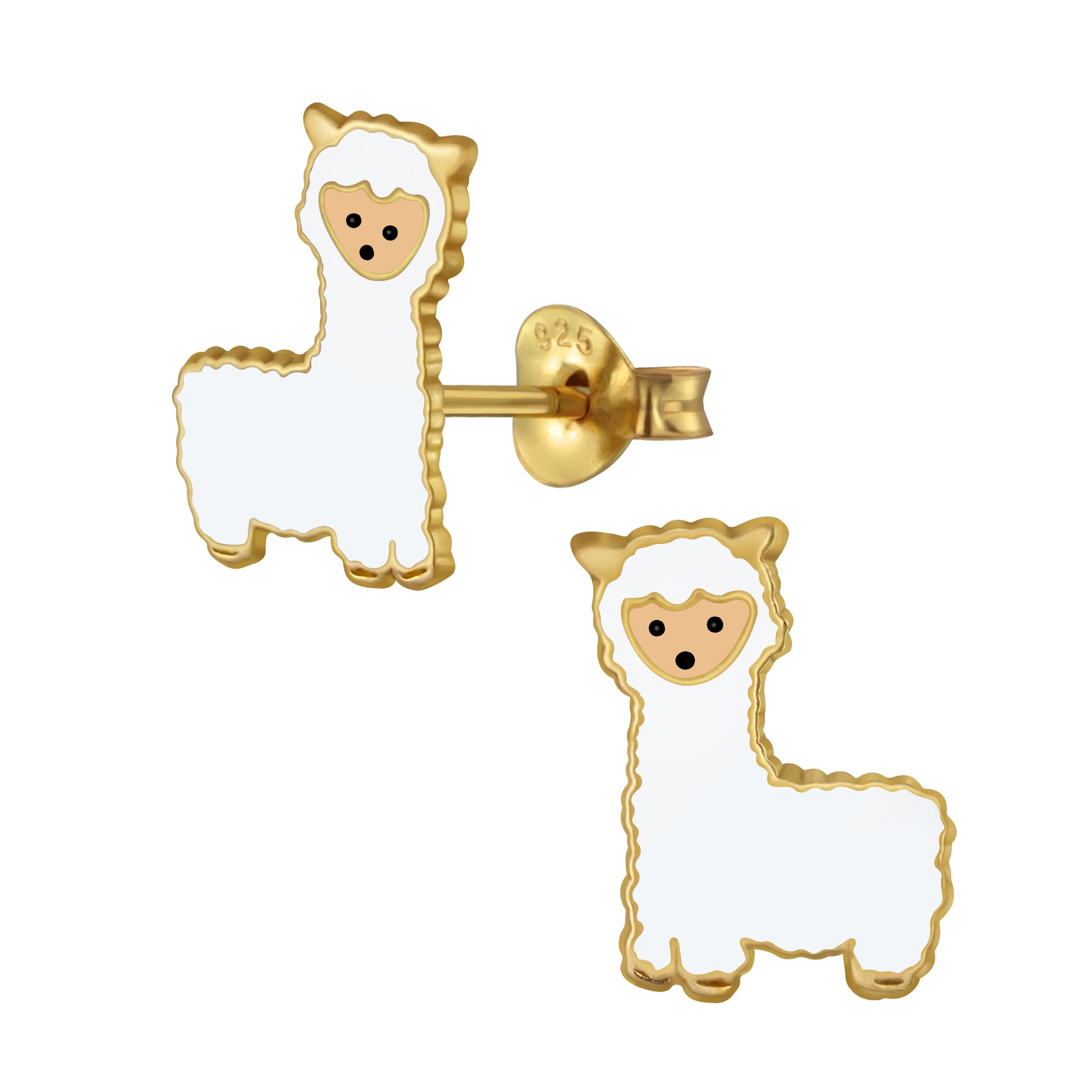 gold plated Alpaca